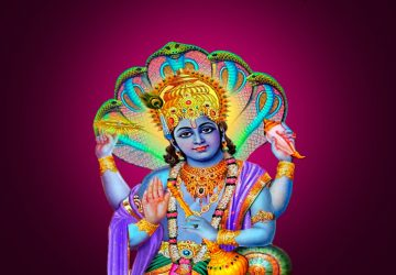 Vishnu Bhagwan Hd Wallpapers