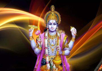 Vishnu Bhagwan Image Hd