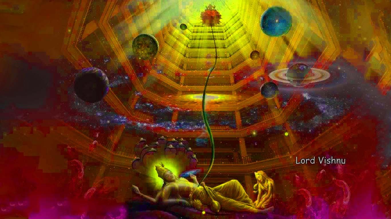 Vishnu Hd Images