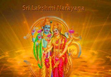 Vishnu Lakshmi Images Free Download