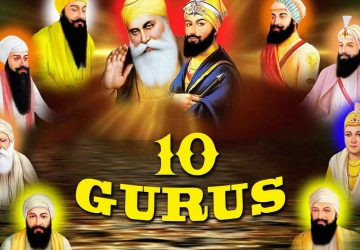 10 Gurus Of Sikhism Wallpapers Hd