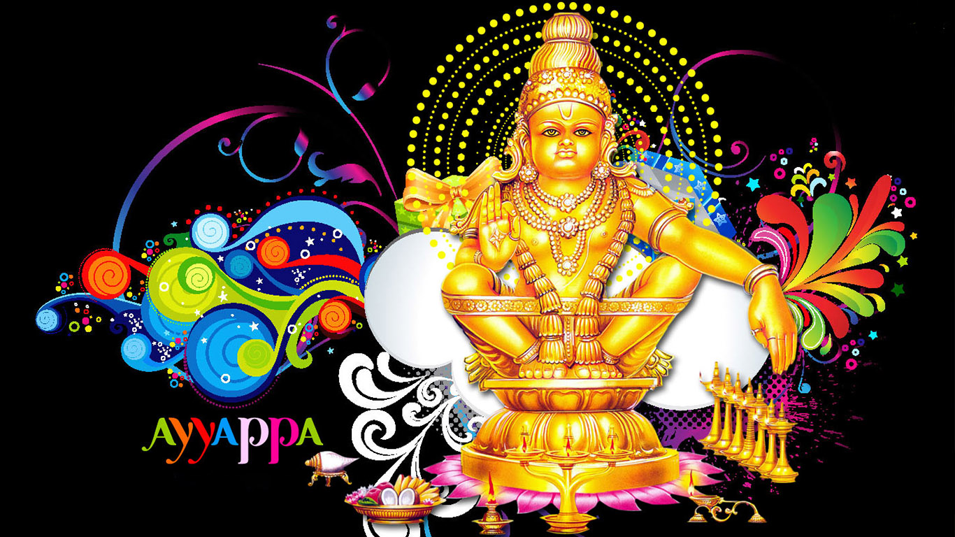 3d Ayyappa Wallpapers High Resolution