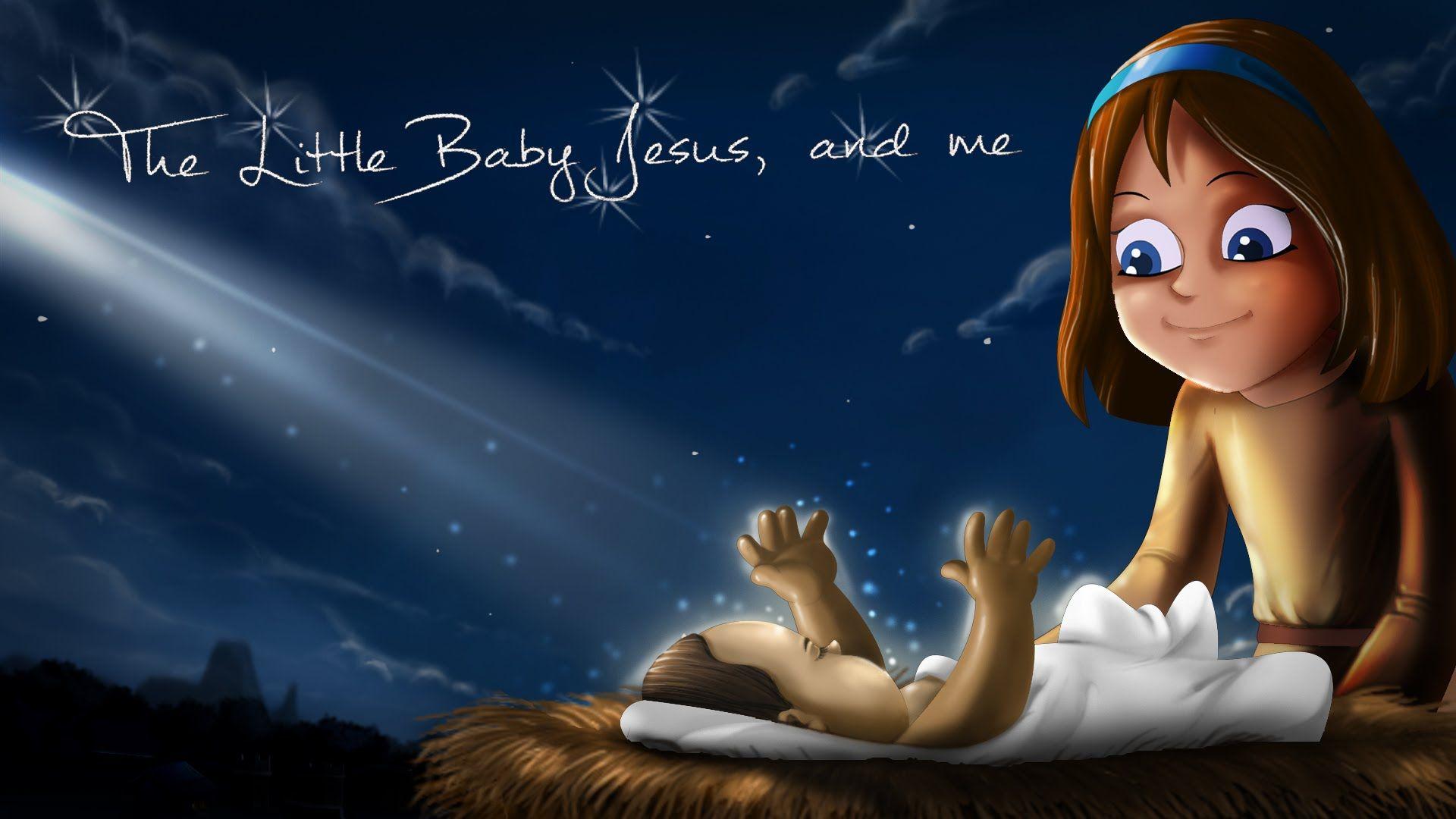 3d Baby Jesus Photo Birth Image Of Jesus
