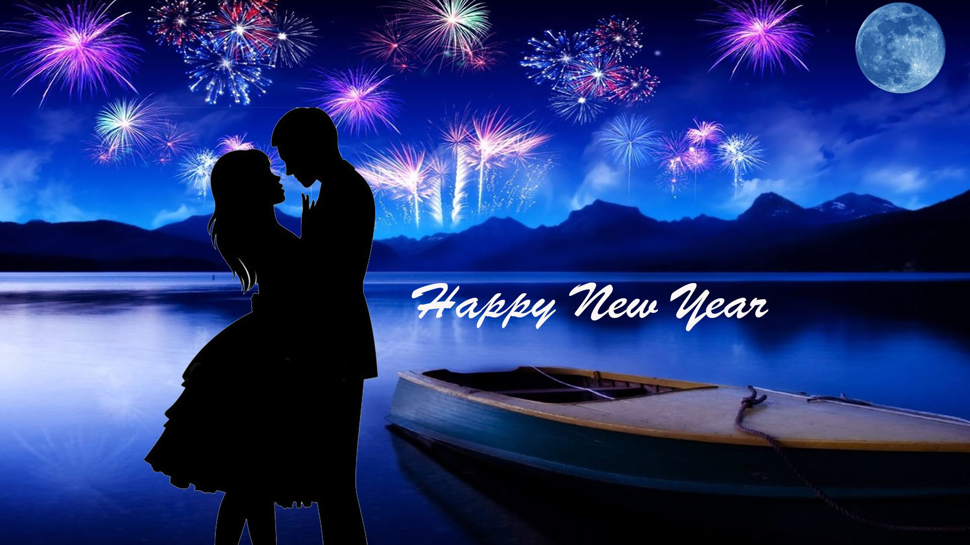 Animated New Years Pictures With Music For Love