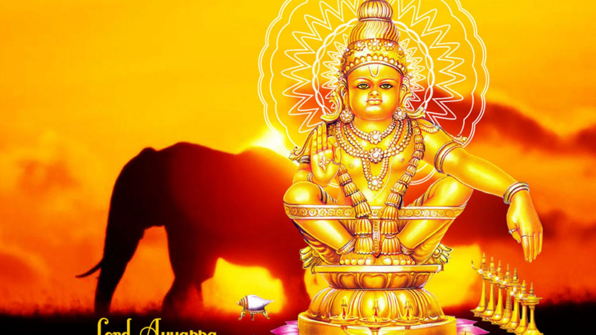 Ayyappa 1080p Hd Images Download