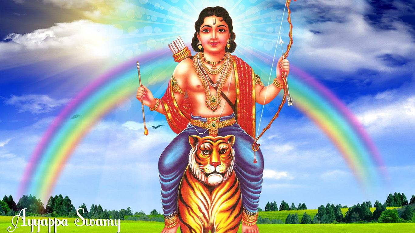 Ayyappa Hd Images 1920×1080
