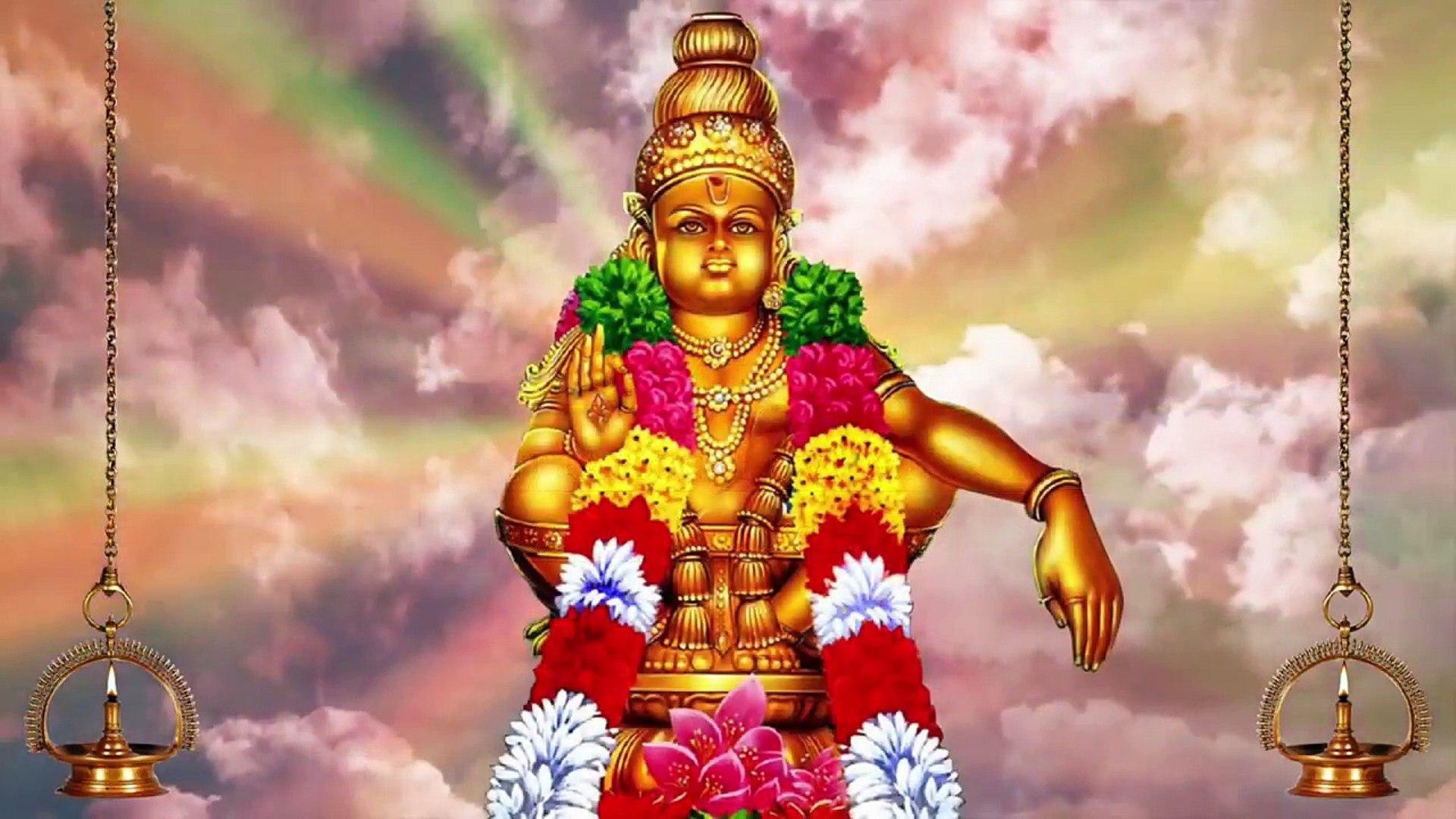 Lord Ayyappa God Hd Wallpapers