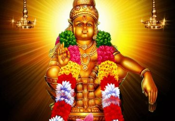 Ayyappa Swamy Hd Wallpaper 1366×768