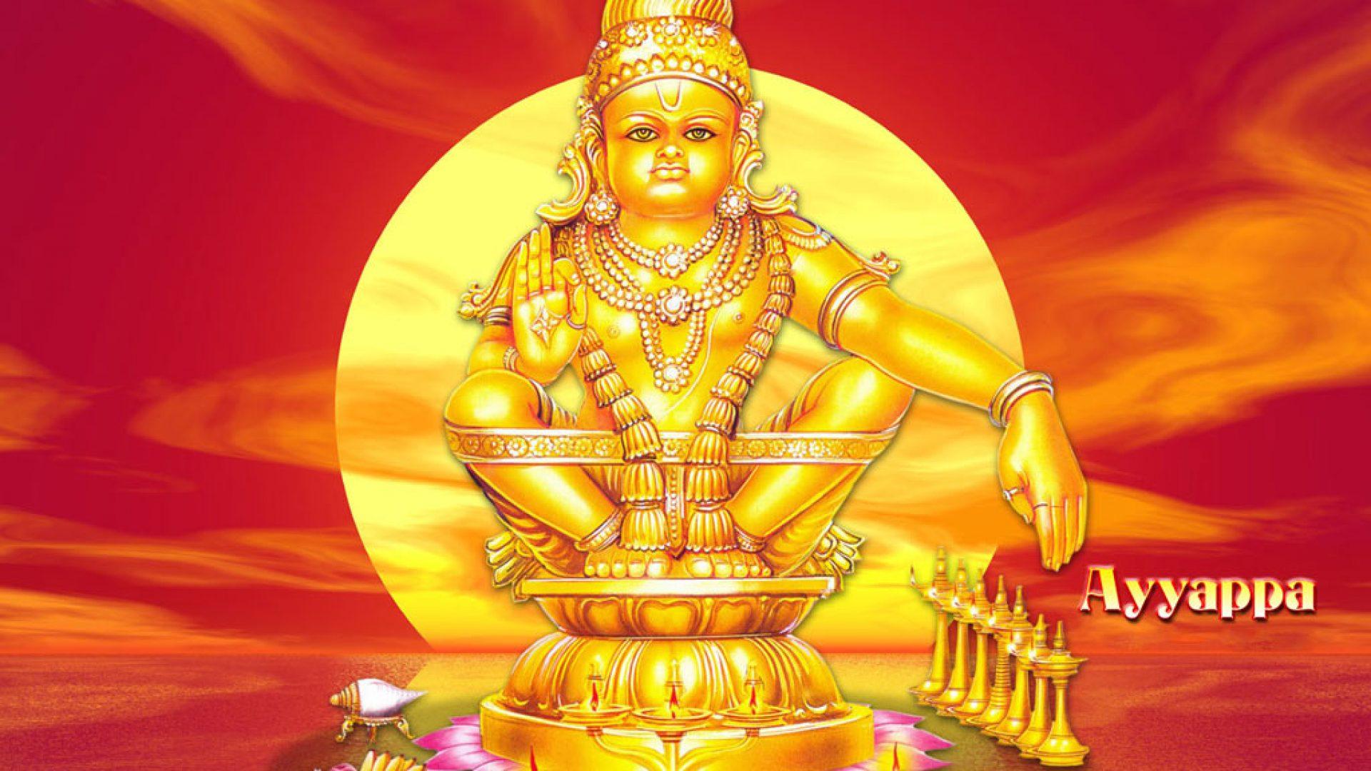 Ayyappa Wallpaper 1080p