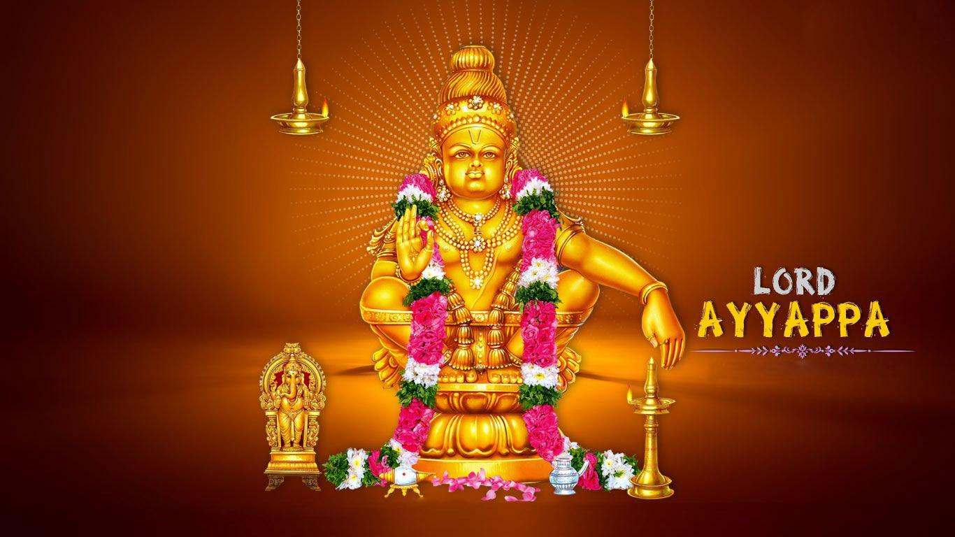 Ayyappan 3d Wallpaper