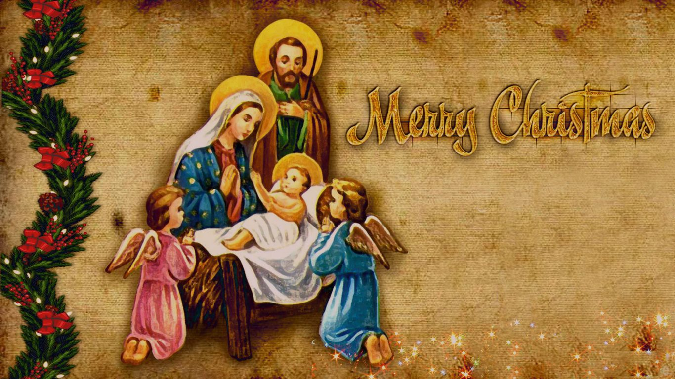 Baby Jesus Christmas Wallpapers | Festivals