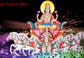 Bhagwan Surya Dev Images
