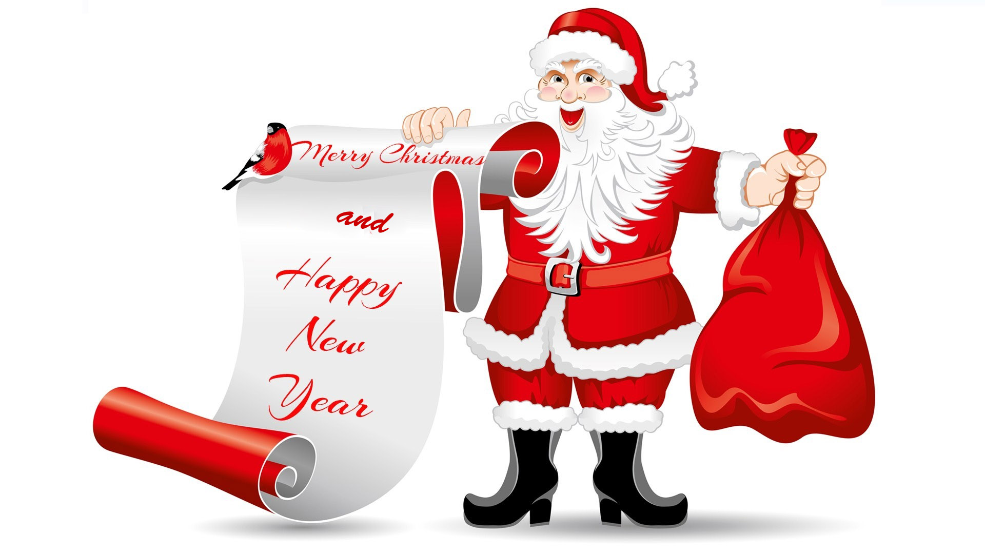 Christmas And New Year Wishes Images Free Download