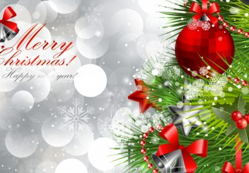 Christmas New Year Greetings Images Free Download
