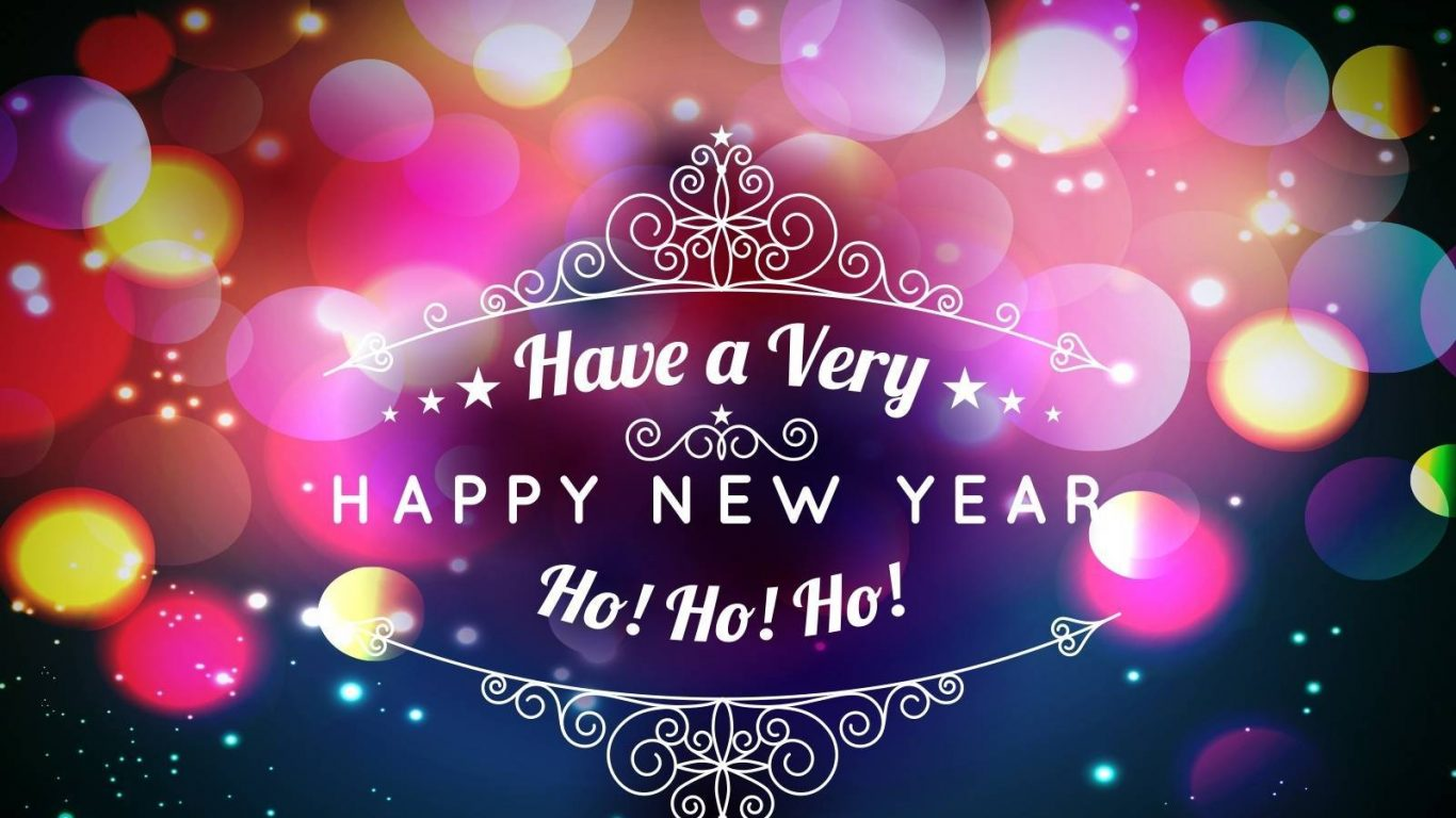 Digital New Years Cards