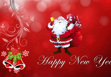 Download Free New Years Santa Claus Hd Wallpapers