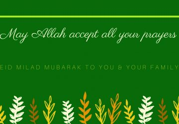 Eid E Milad Wishes Images
