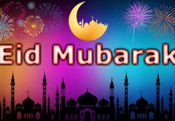 Eid Mubarak Image Full Hd 3d Wallpaper