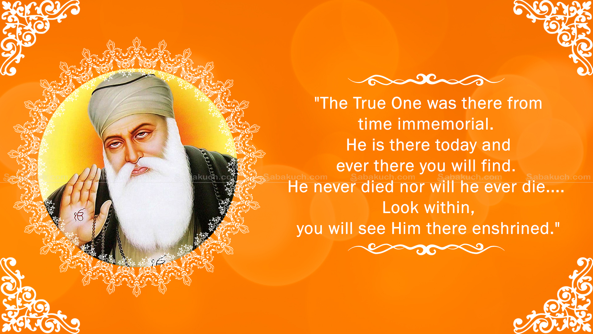 Free Guru Nanak Images Wallpaper Download