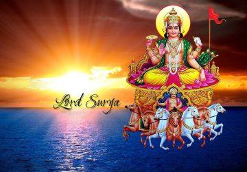 Good Morning Surya Image Hindu Gods And Goddesses