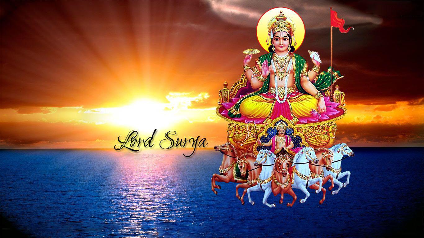 Good Morning Surya Bhagwan