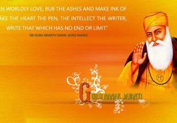 Gurpurab Wishes Images Wallpaper