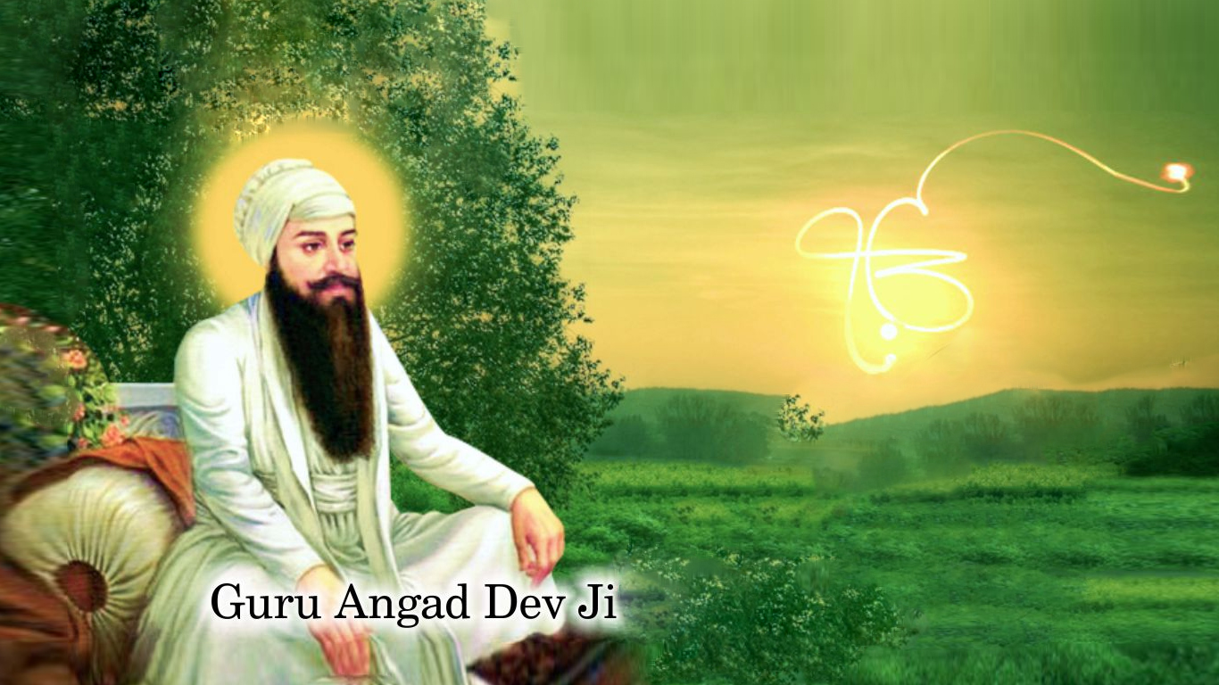 Guru Angad Dev Ji Wallpaper Download