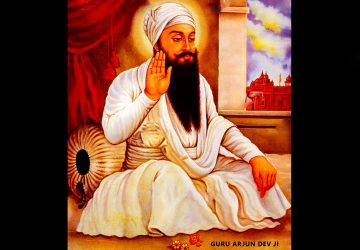 Guru Arjan Dev Ji Ki Photo