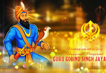 Guru Gobind Singh Ji Birthday Wallpaper 1920×1080