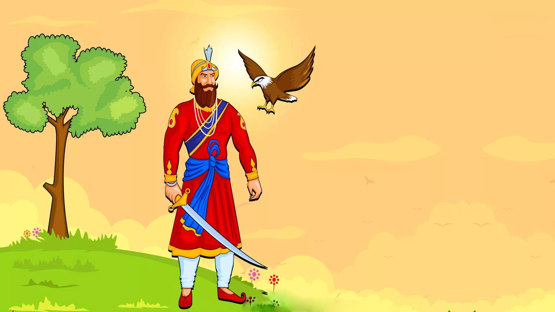 Guru Gobind Singh Live Wallpaper