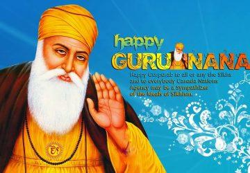 Guru Nanak Jayanti Images 1366×768