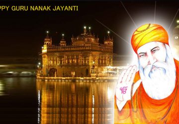 Guru Nanak Jayanti Photo Wallpaper