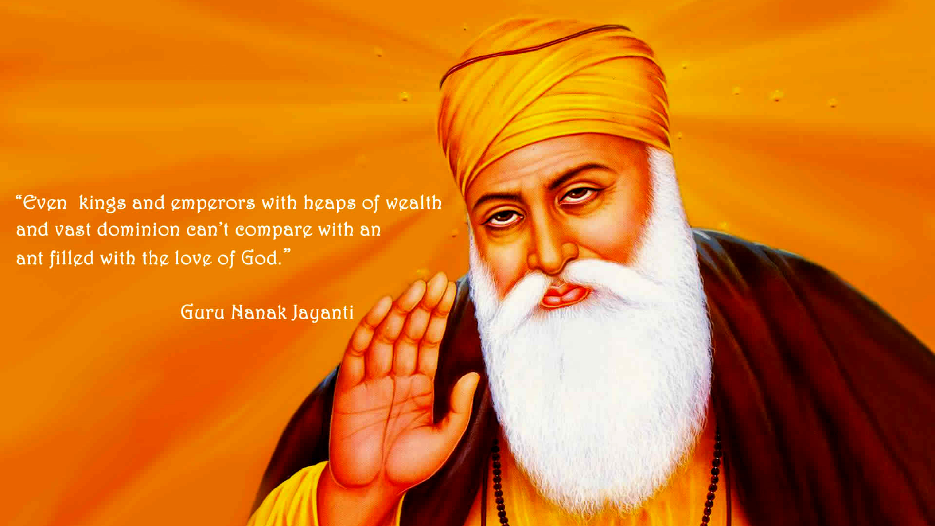 Inspirational Guru Nanak quotes in English