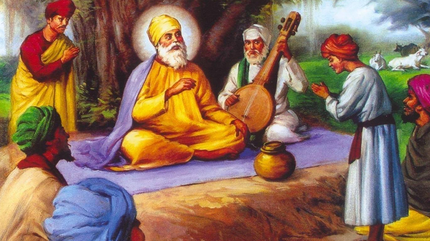 Guru Nanak Dev Full Hd Wallpaper