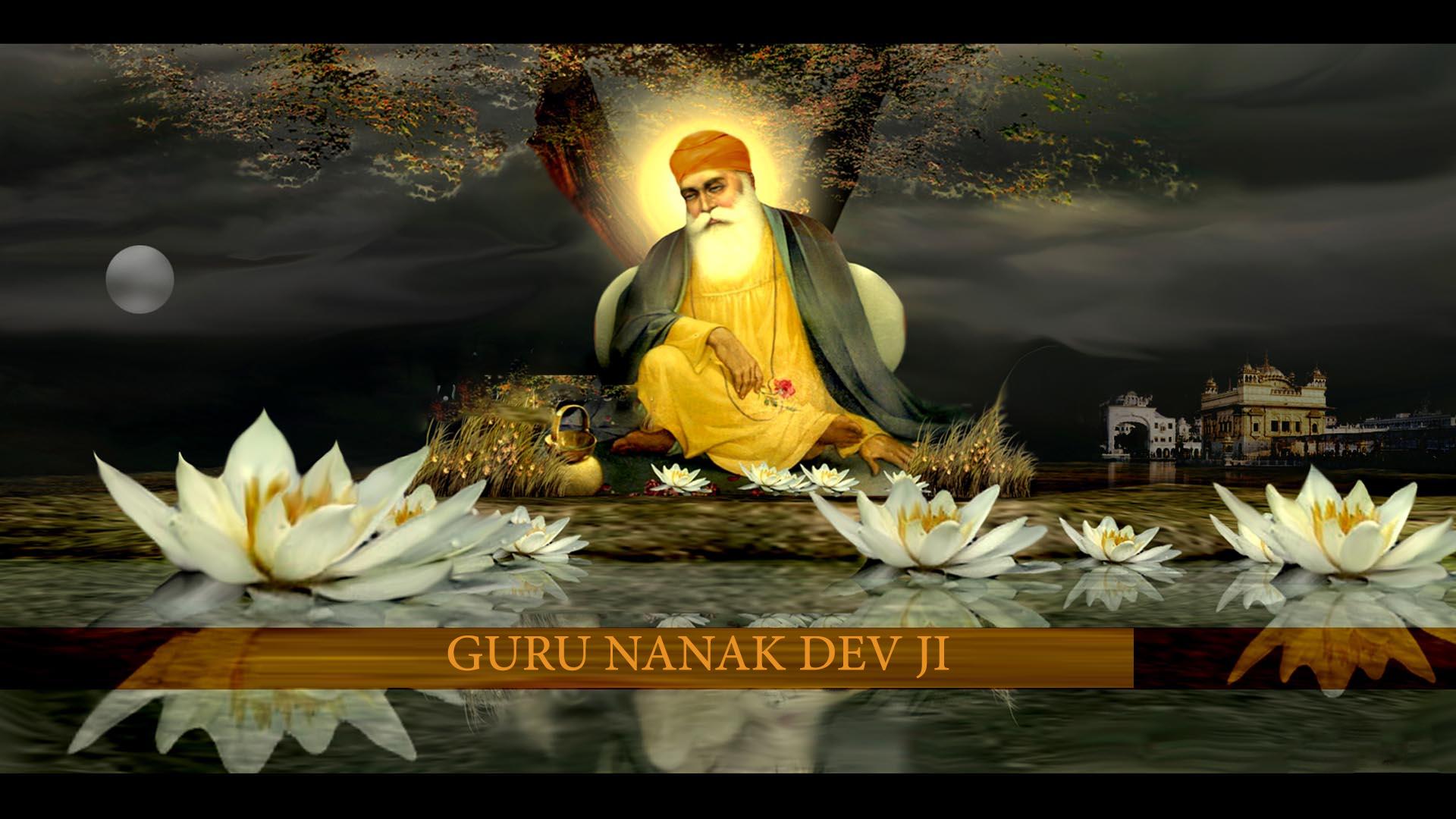 Guru Nanak Dev Hd Images High Resolution
