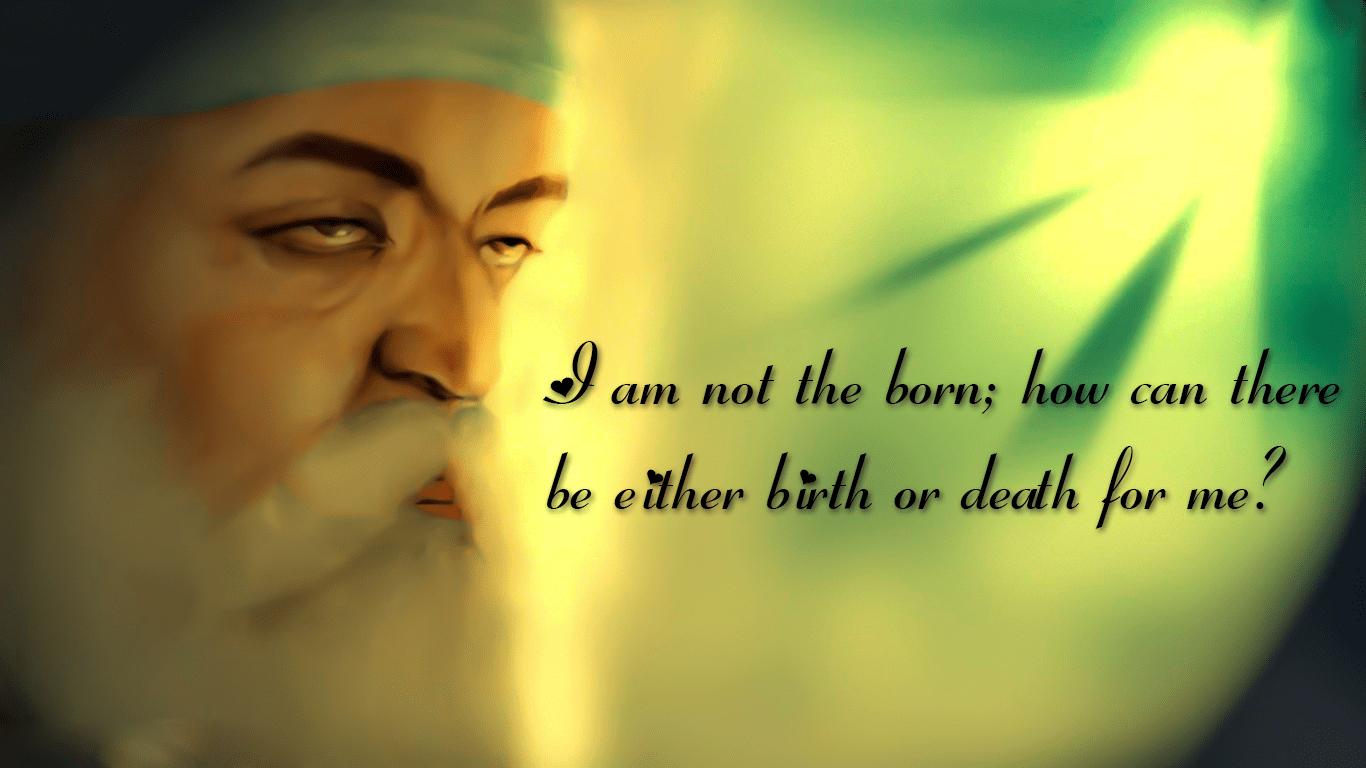 Guru Nanak Dev Images 1366×766 Happy Gurpurab Guru Nanak Dev Ji Panting 4k Wallpaper Photo 1366×768