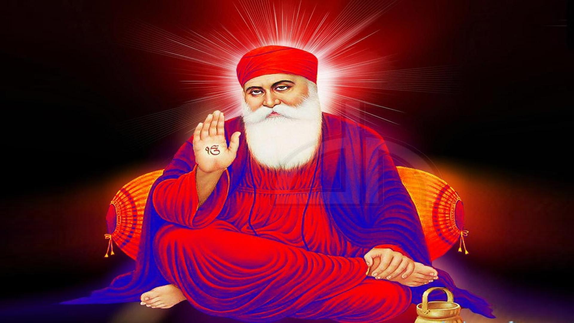 Guru Nanak Dev Images High Resolution
