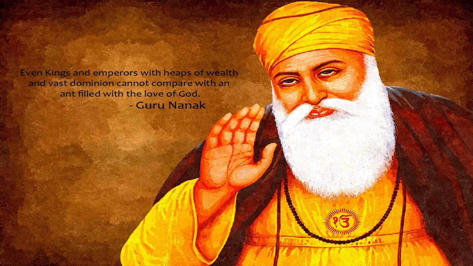 Guru Nanak Dev Images