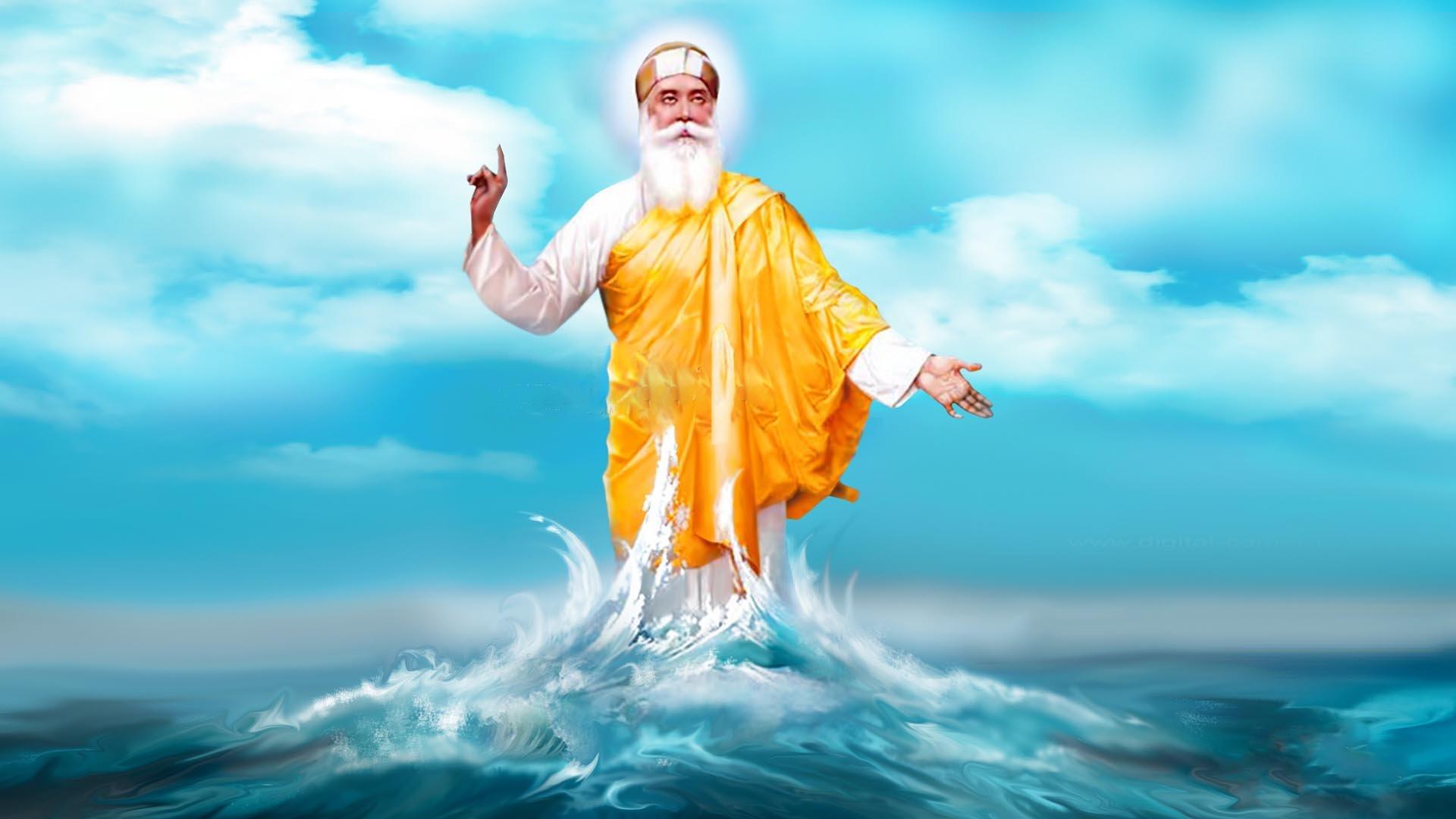 Guru Nanak Dev Ji Photos