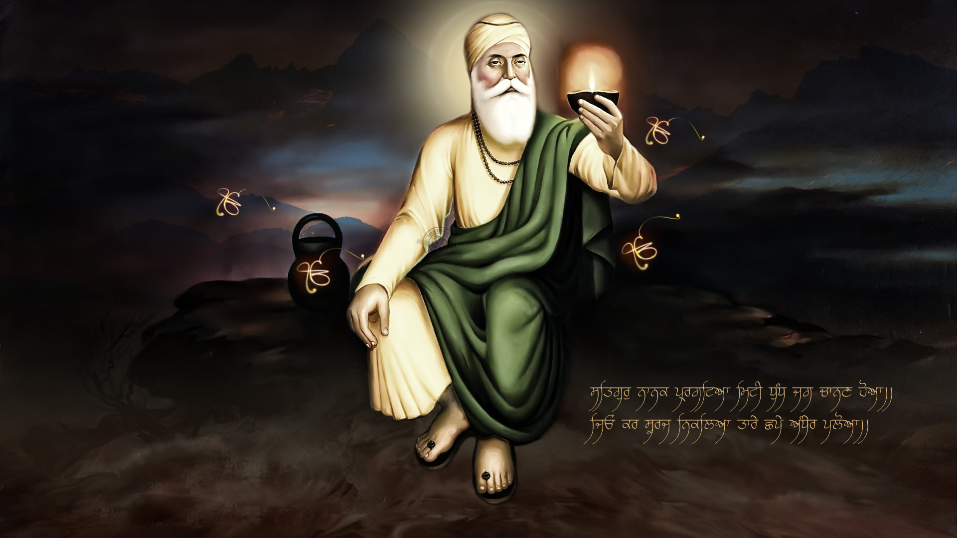 Guru Nanak Ji Images Wallpaper Free Download