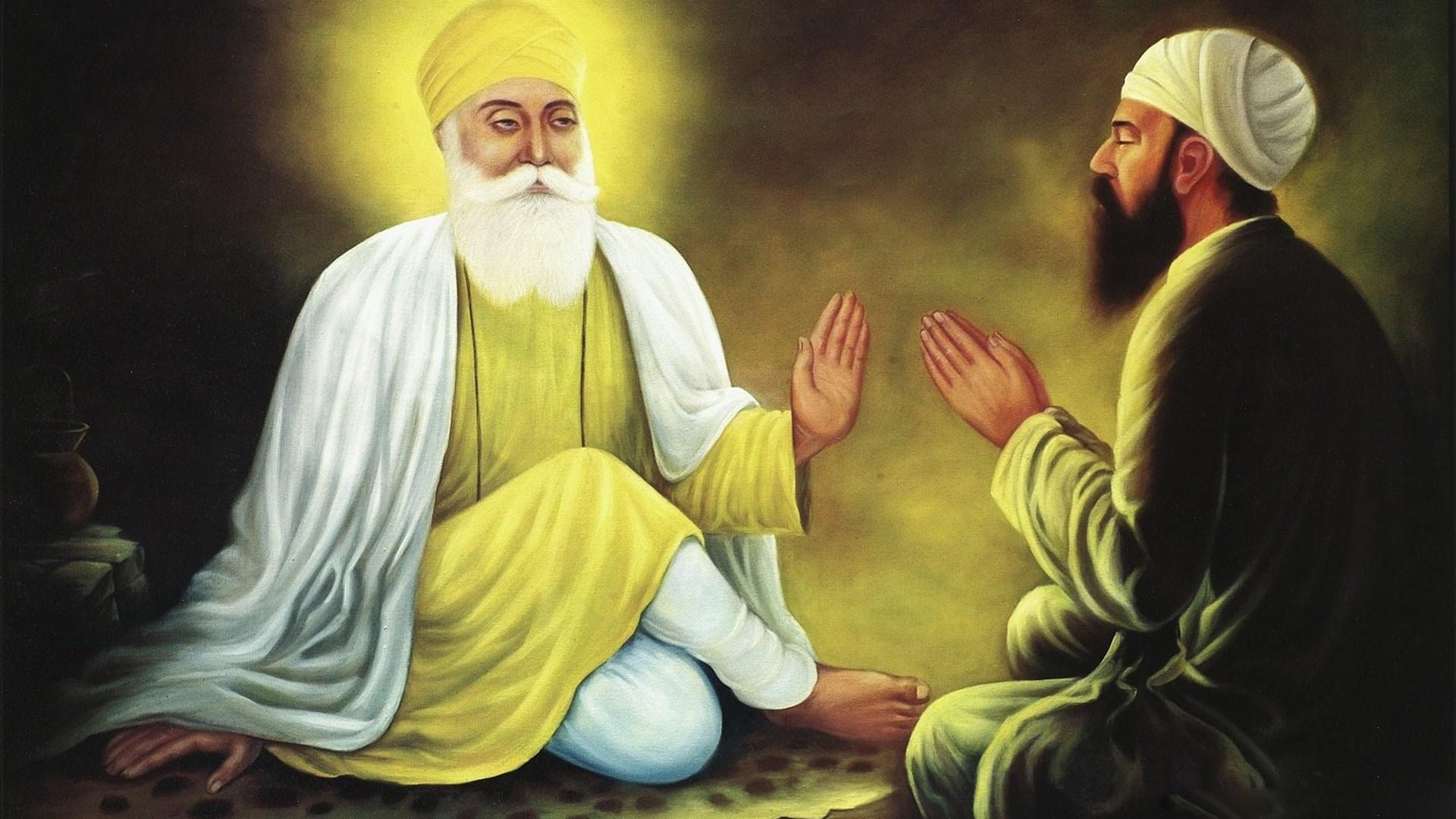 Guru Nanak Photo Download Hd