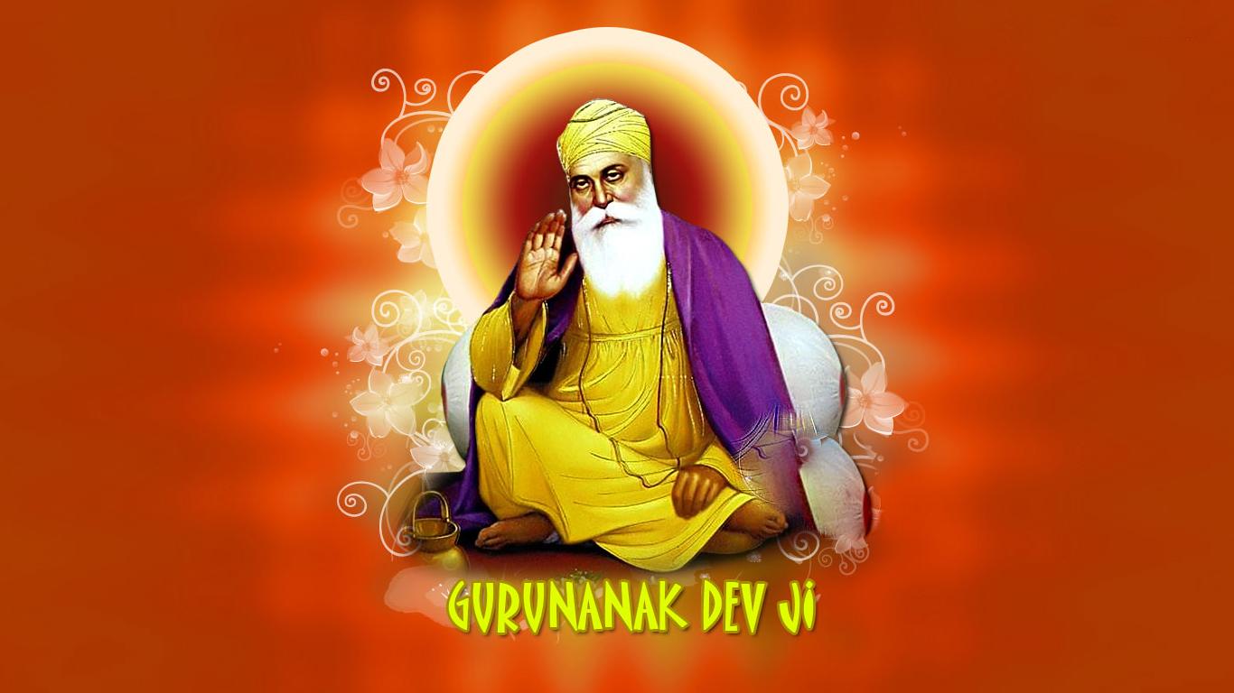 Guru Nanak Wallpaper Hd Free Download