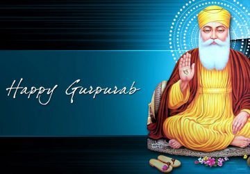 Happy Guru Nanak Jayanti Hd Wallpaper Download