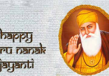 Happy Guru Nanak Jayanti Image Of Desktop Wallpaper