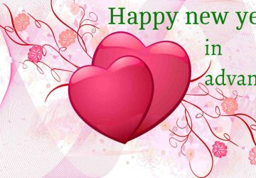 Happy New Year In Advance Images In Hindi