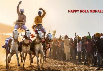 Hola Mohalla Festiva Photos Download