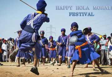 Hola Mohalla Festival Images Download