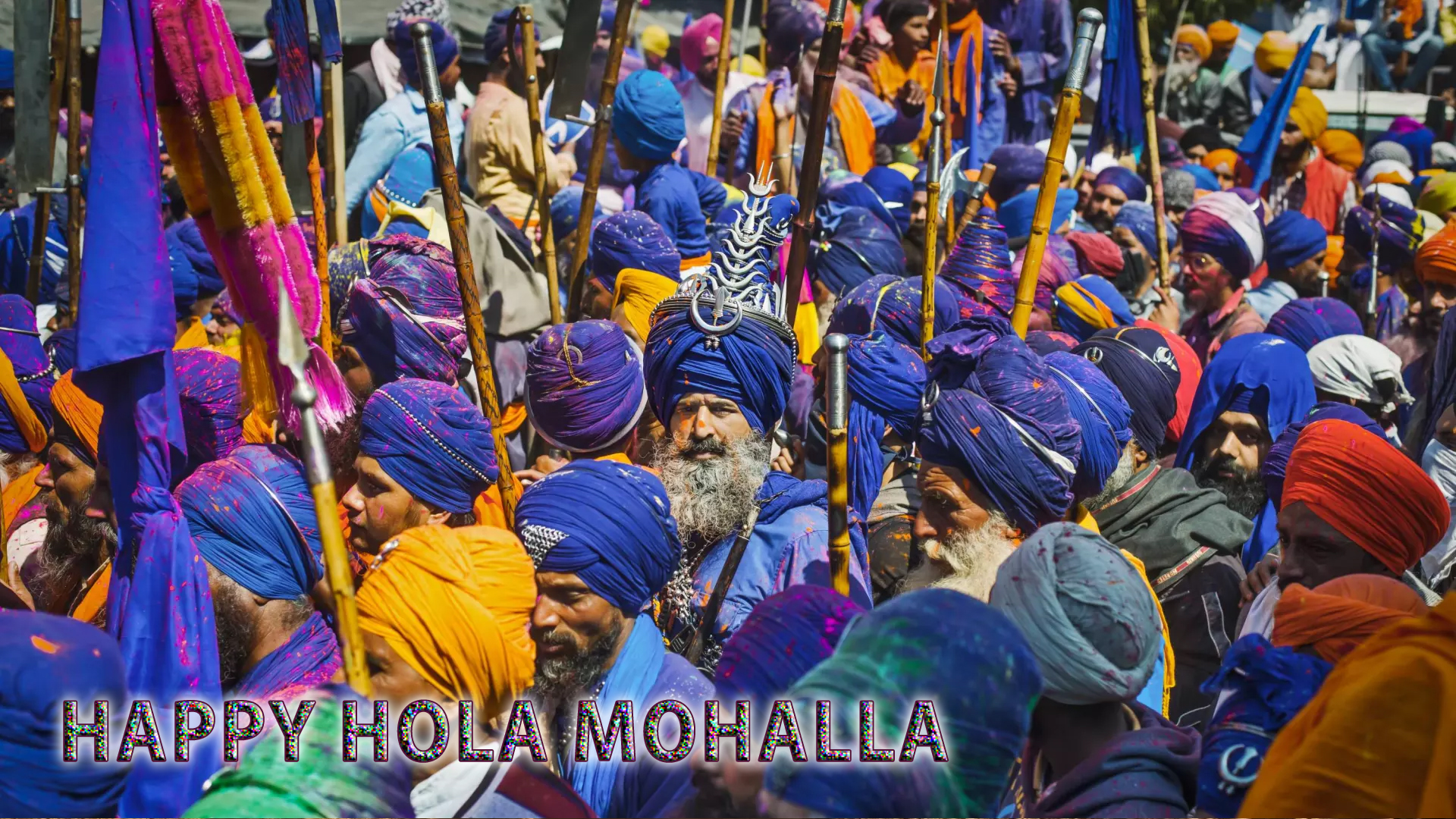 Hola Mohalla Festival Pictures Download