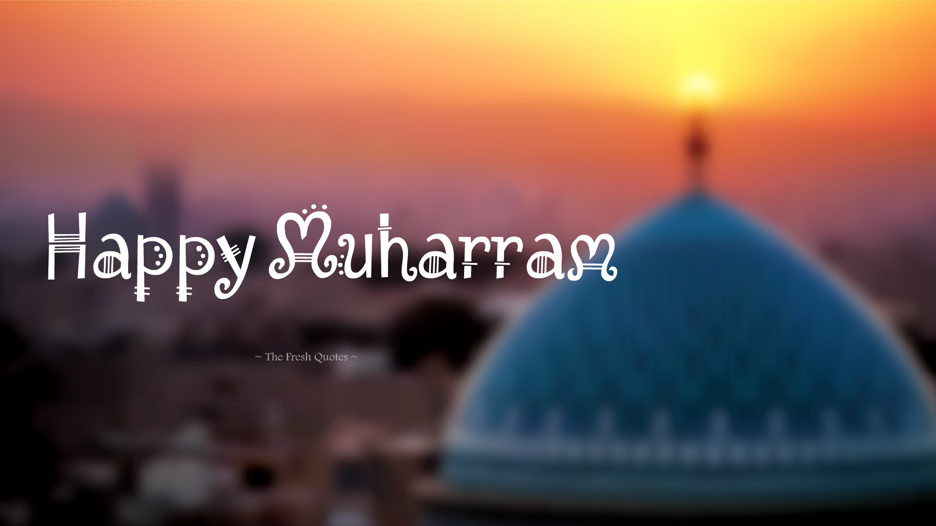 Hppy Muharram Free Quotes