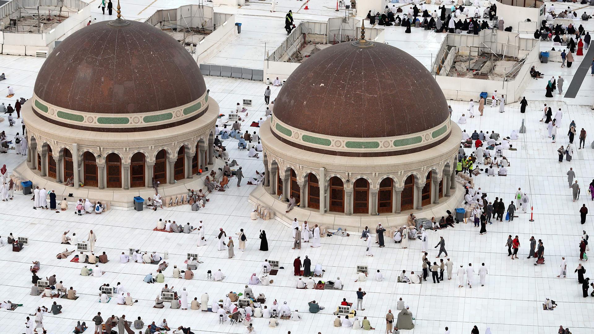 Images Of Hajj Pilgrimage